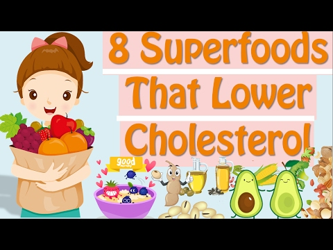 Say Goodbye Cholesterol With This 8 Foods That Lower Cholesterol
