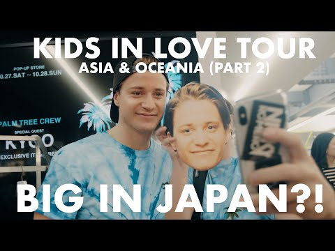 Kids In Love Tour Asia & Oceania (Part II)
