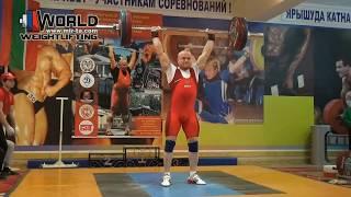 11-15.11.2015 (M-35.C+Jerk) Russian Masters Cup. Bugulma.