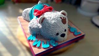 видео Торт Медвежата