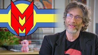 Neil Gaiman reveals why Alan Moore's Miracleman is brilliant