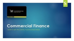 Small Business Commercial Finance - Brief Presentation