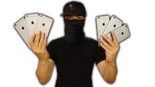 NTN - Trò Đùa Trộm Cửa Hàng Iphone Và Cái Kết ( Burglar Iphone Prank )