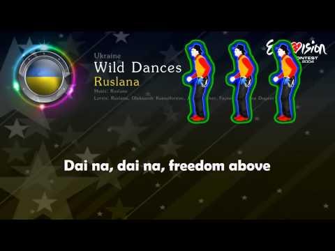[KARAOKE] Ruslana - Wild Dancers