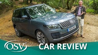 Is the Range Rover still the benchmark full-sized luxury sport utility vehicle?