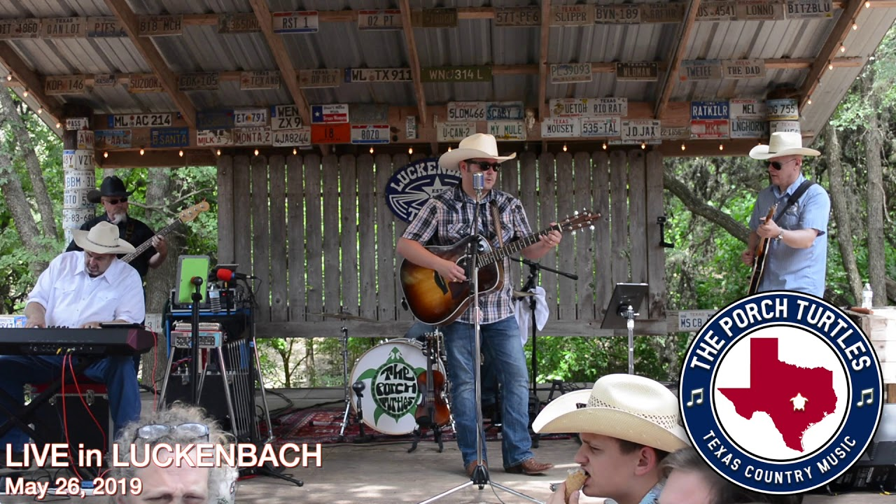 LIVE in LUCKENBACH: Route 66