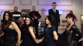 The wedding of Yousep and Valentina Aywas with singers Talal Graish and Ramsen Sheeno-Bageyeh Part 1