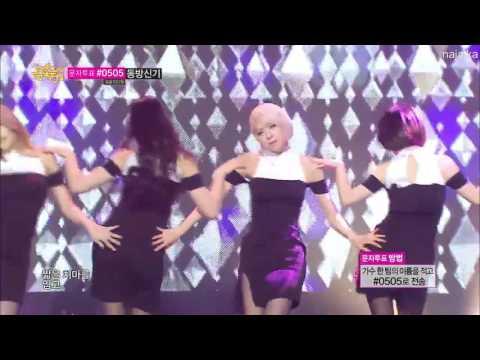 GOT7(갓세븐) vs AOA(에이오에이) - Miniskirt
