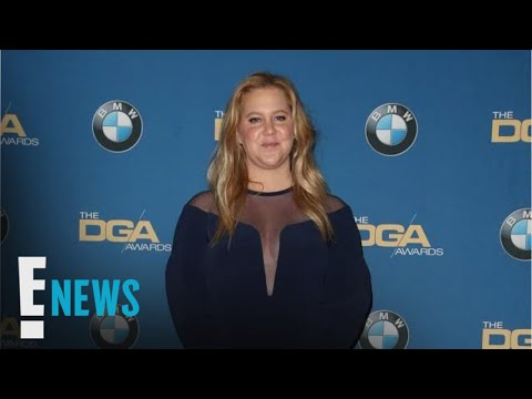 Drew - Amy Schumer Is Prego With Her First Child!