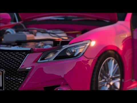 【GTA V】 TOYOTA Crown 210 AthlEte Drift Freaks