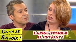 Gambar cover Laisse tomber, il est gay ! Ça va se savoir !