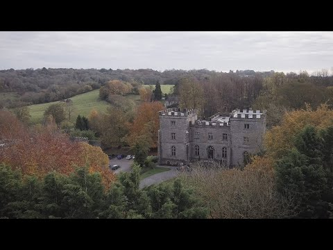 Clearwell Castle Wedding Video in Gloucestershire