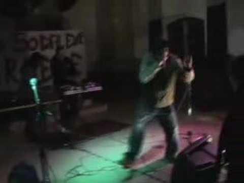 Guaio & Dj Free LIVE@ExKarcere, Palermo