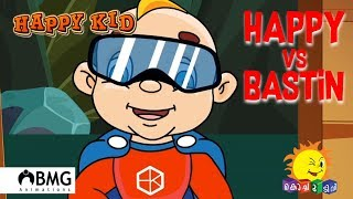 Happy Kid | Happy Vs Bastin | Episode 74 | Kochu TV | Malayalam
