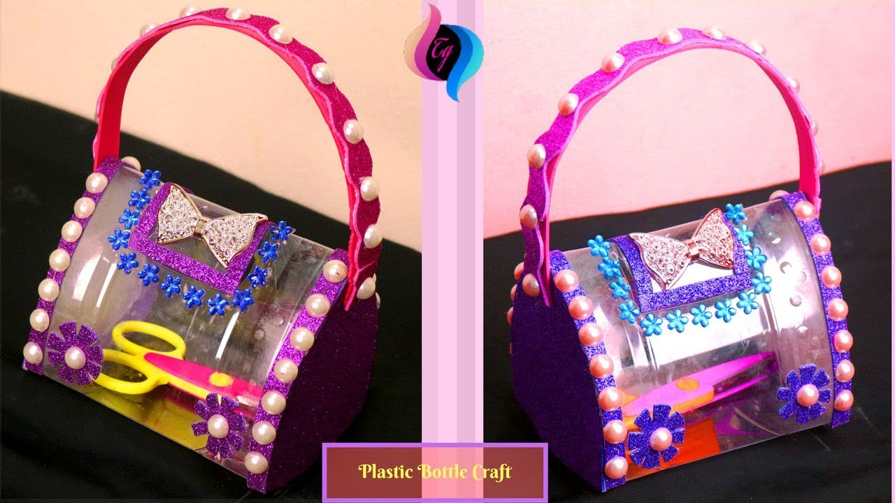 How To Make A Bag Purse Out Of Recycled Plastic Bottles Handbags Made Material