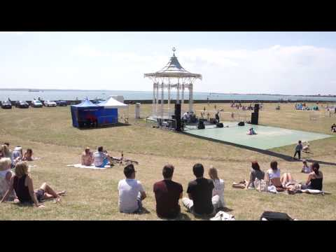 Live at the Bandstand  - Saturday 21st June 2014