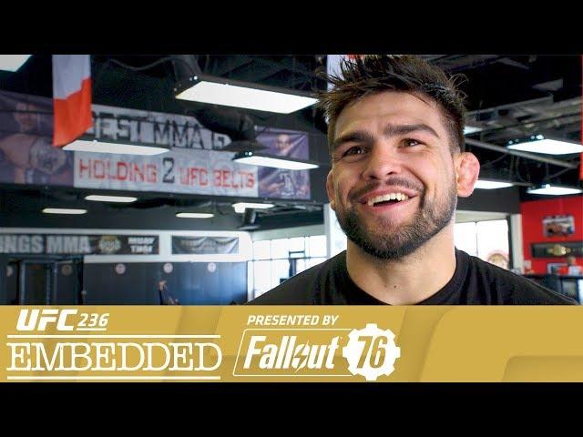 UFC 236 Embedded: Vlog Series - Episode 2