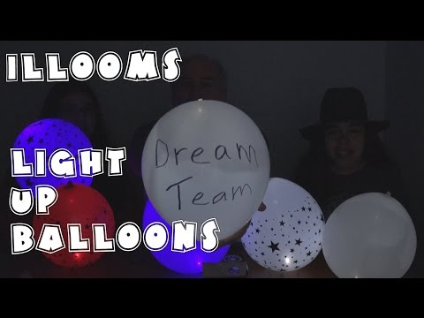 iLLooms- Light Up Balloons Review | RainyDayDreamers in 4k CC