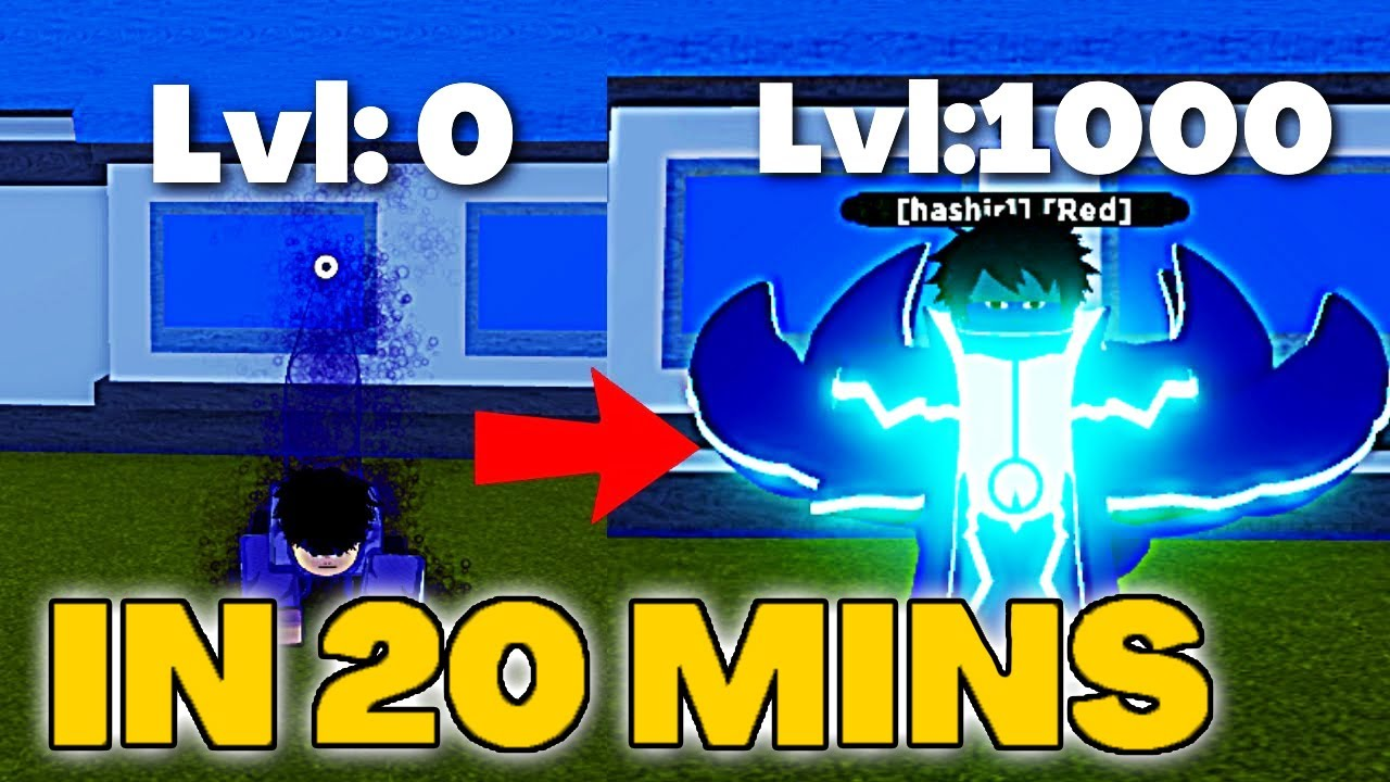 Download [CODE] How To Level Up Tailed Spirits (20 MINS) Op Glitch! Shindo Life Roblox RellGames