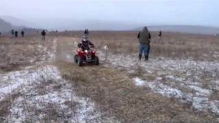 DRRUSA in Action at Instigator Racing AWRCS Parker Mini Quads