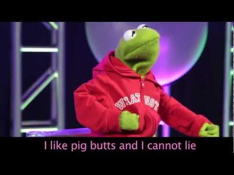 Kermit The Frog - Piggy Got Back