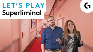 GET SOME PERSPECTIVE: Let's play Superliminal