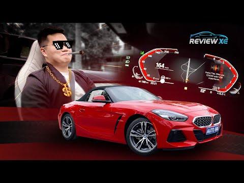 200km/h cùng BMW Z4 2021: Tin được không???