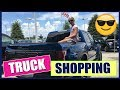 TRUCK AND CAR SHOPPING DAY ROUTINE!