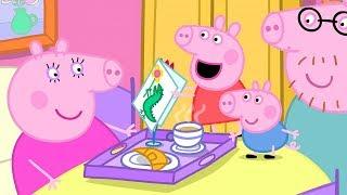 Peppa Wutz  Mama Wutz Hat Geburtstag  Peppa Pig Deutsch Neue Folgen | Cartoons für Kinder