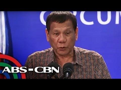 Pangulong Duterte lalagdaan ang EO para sa pagdedeklara ng public health emergency  | News Patrol