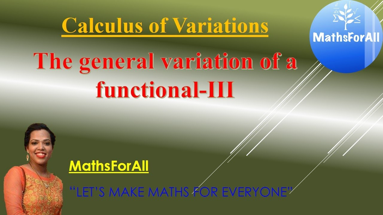 calculus of variations 24 youtube. Black Bedroom Furniture Sets. Home Design Ideas