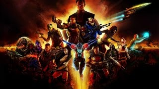 Mass Effect 2 HD Walkthrough with Charmed Insanity Difficulty (No Commentary) part 36/38