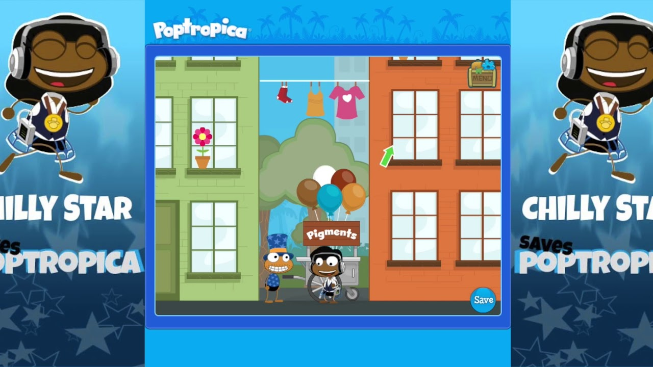 Let's Play Poptropica! Episode 1 – Early Poptropica Island