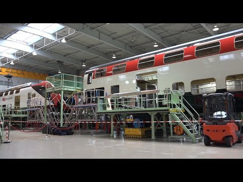 Bahn Manager Video News 16 Bombardier 170 Jahre Werk Gorlitz 25 5 2019