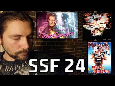 SONG SUGGESTION FRIDAY #24 (David Hasselhoff, Slipknot, Iron Maiden)