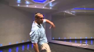 Борис Темкин - урок 6: видеоуроки клубных танцев
