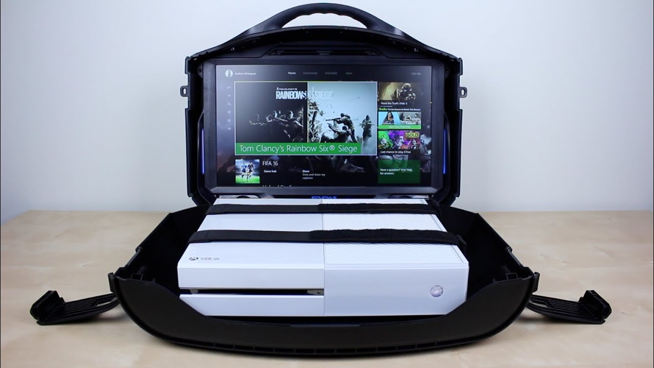 GAEMS Vanguard Black Edition Unboxing & Review! - YouTube
