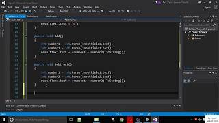 05. How To Create Video Games With Unity & C# (Creating a Calculator in Unity)
