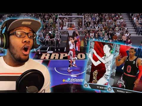 NBA 2K16 MyTeam - Diamond MVP Bob Cousy Debut! Another Cheap Beast!?