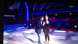 M Pokora et Sandrine Quétier chantent Michael Jackson