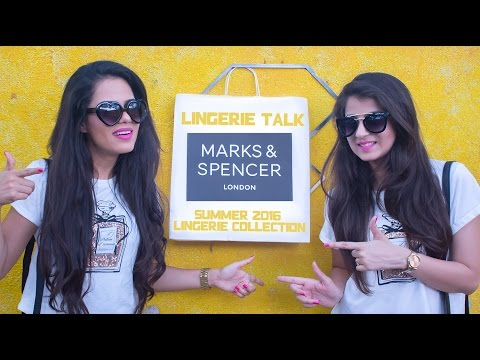 Lingerie Talk | Marks & Spencer