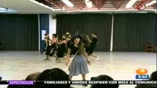 Danna Paola 1N Wicked Ensayo Prensa 09/09/2013
