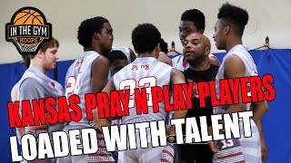 Kansas Pray and Play 15U Squad IS LOADED WITH TALENT TOP TO BOTTOM