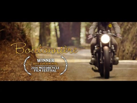 Boutonniere short biker film premiere LIVE for Biker Movie Sunday!