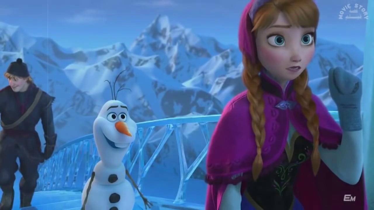قصة فيلم كرتون ملكة الثلج frozen مدبلج عربي hd كامل