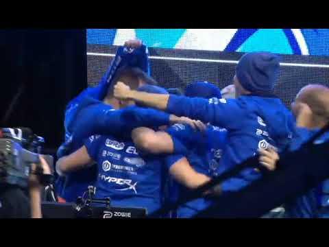 Winning Moment of every CSGO Major Championship