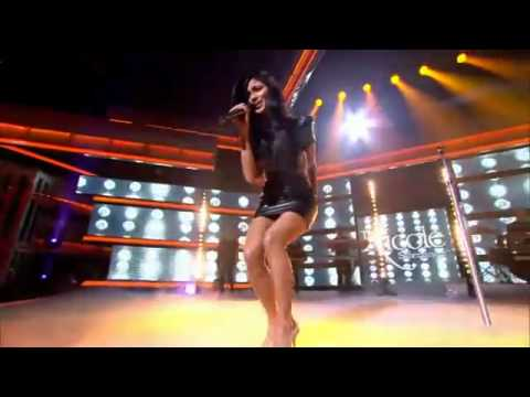 Nicole Scherzinger - Don't Hold Your Breath (Live on Let's Dance For Comic Relief).