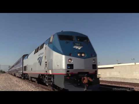 Railfanning Santa Fe Springs and San Fernando Valley