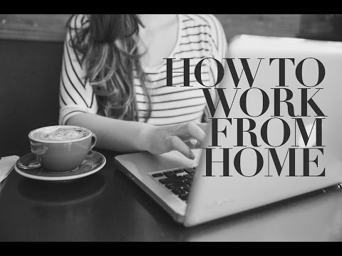 How to work from home | Professional Babe
