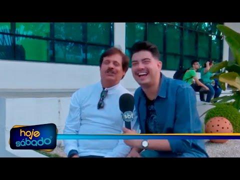 Hoje Sábado - Entrevista com Carlinhos Aguiar 16/07/16